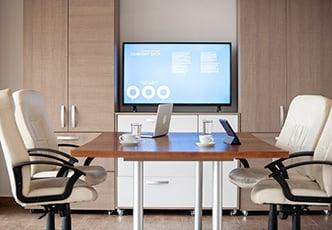 bigstock-Empty-Business-Meeting-Confere-270454843_332x230