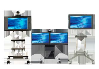 avteq lcd and plasma carts